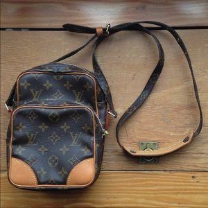Louis Vuitton Amazon Crossbody Bag